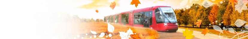 bandeau t2c tramway clermont ferrand
